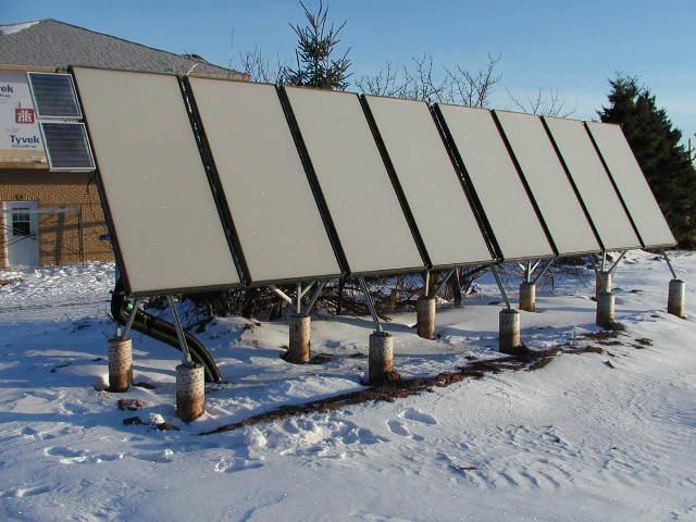 Thermo Dynamics Ltd Solar Radiant Heating