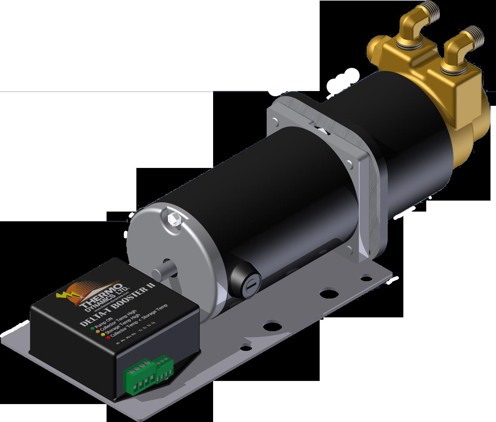 Thermo Dynamics Ltd  - Solar Pumps